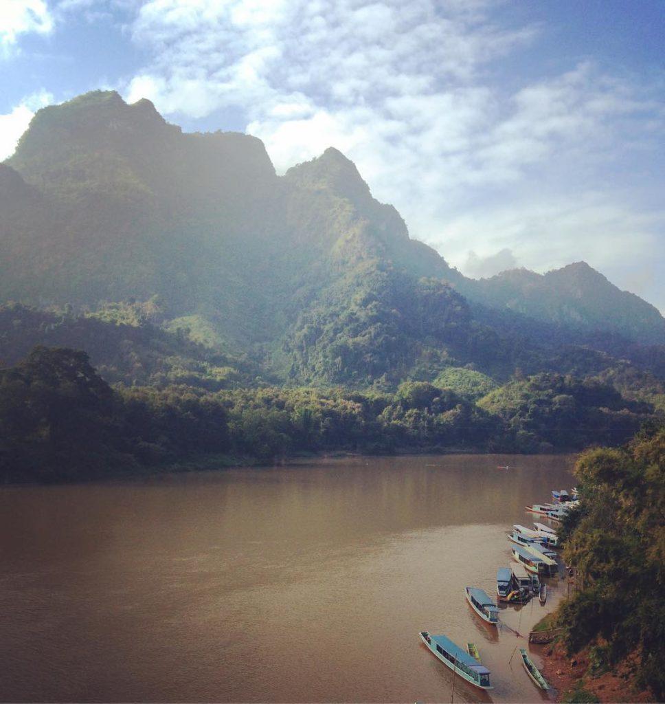 Laos Nong Khiav
