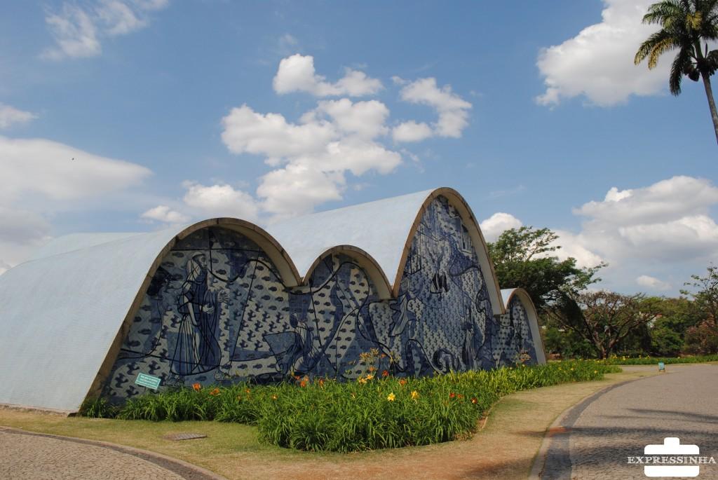 Expressinha Belo Horizonte Igreja da Pampulha