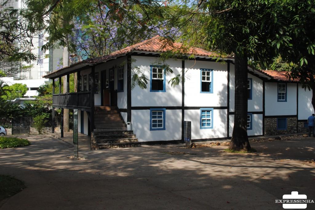 Expressinha Belo Horizonte Museu Abílio Barreto