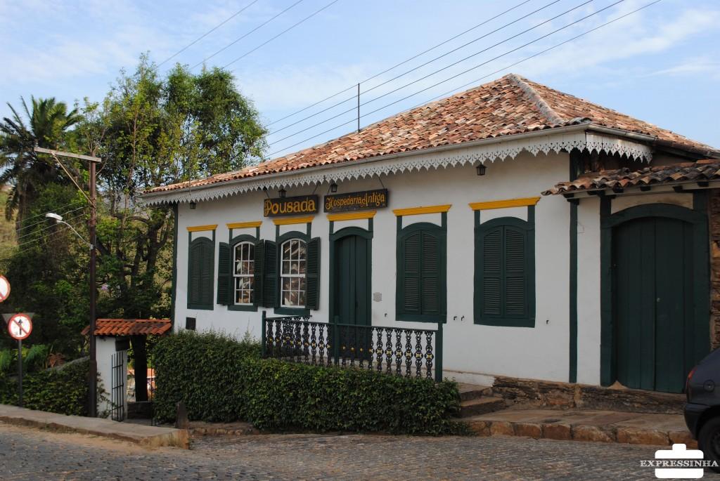 Expressinha Ouro Preto Hospedaria Antiga