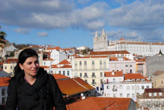 Lisboa Castelo São Jorge