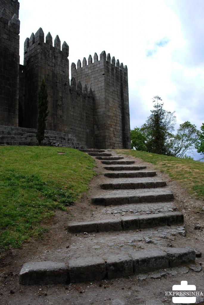 Portugal Guimarães Castelo