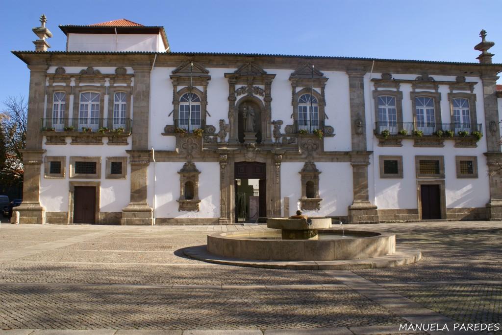 Portugal Guimarães Convento de Santa Clara