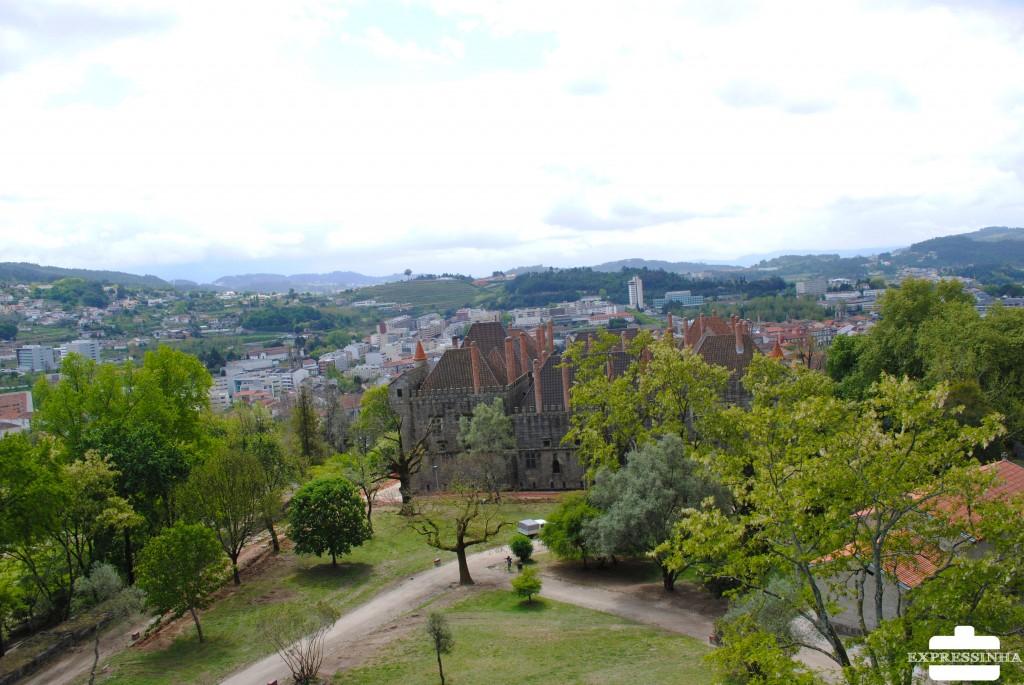 Portugal Guimarães Palácio dos Duques