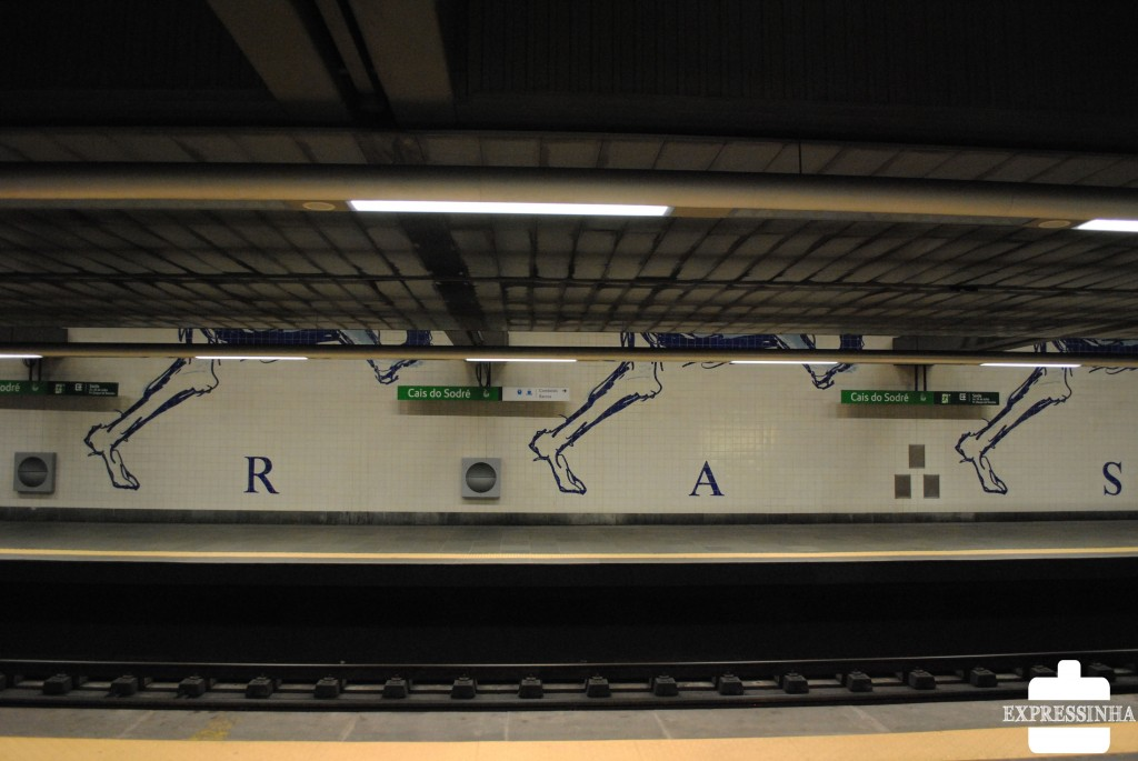 Lisboa, Estação Cais de Sodré