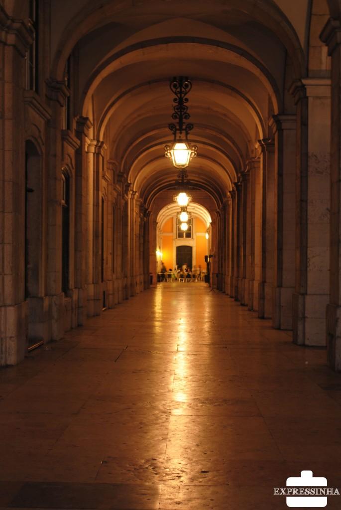Lisboa, Praça do Comércio, Terreiro da Sé, Arcos, Martinho da Arcada