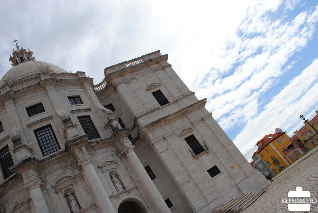 Lisboa, Alfama, Panteão Nacional, Igreja de Santa Engrácia