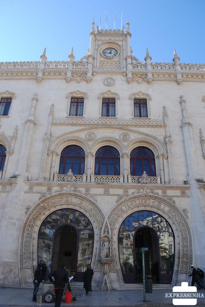 Lisboa, Estação Rossio