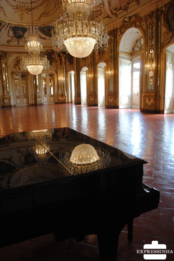 Lisboa, Palácio de Queluz