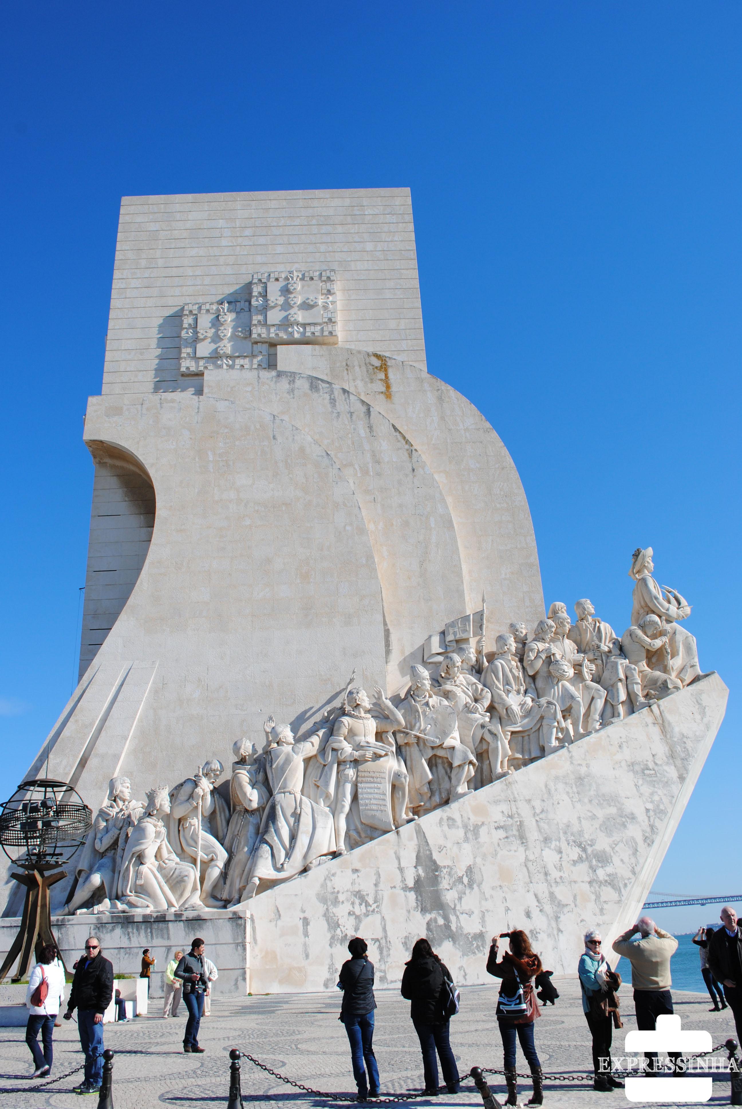 Lisboa, Padrão dos Descobrimentos, Belém