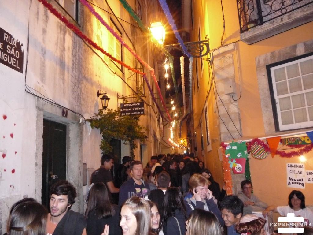 Portugal Lisboa Santo Antônio Alfama