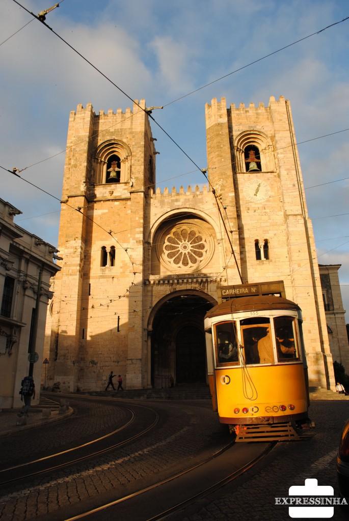Portugal Lisboa Sé