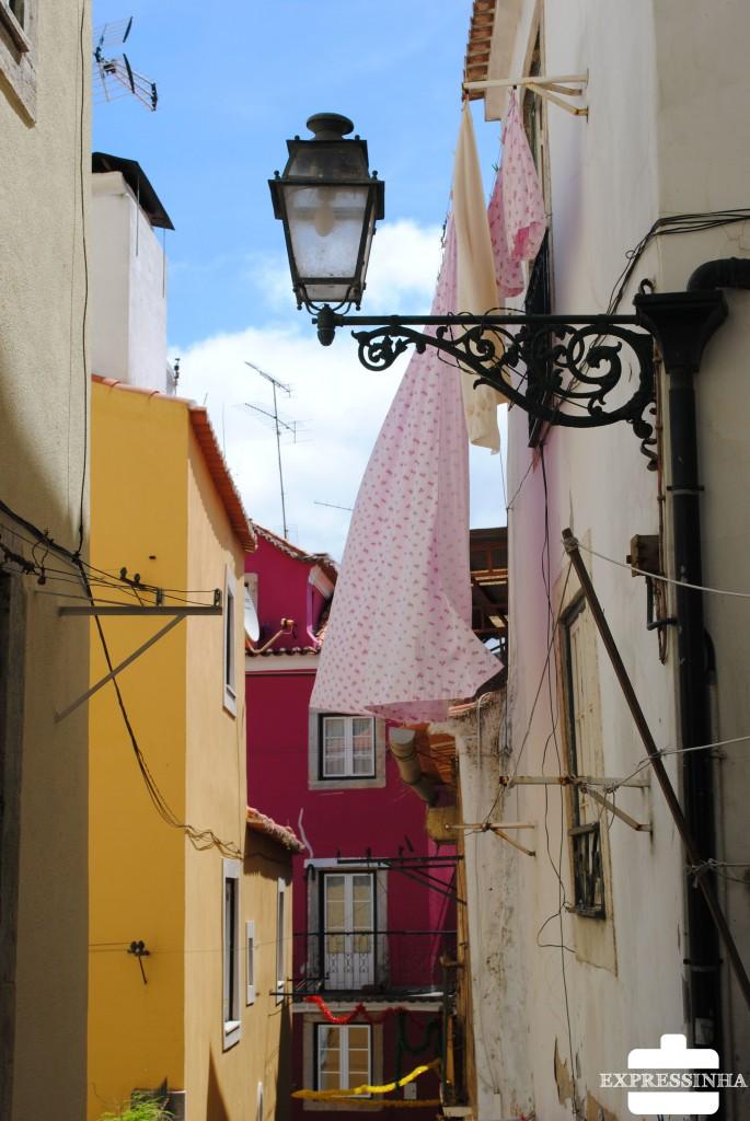Portugal Lisboa Alfama
