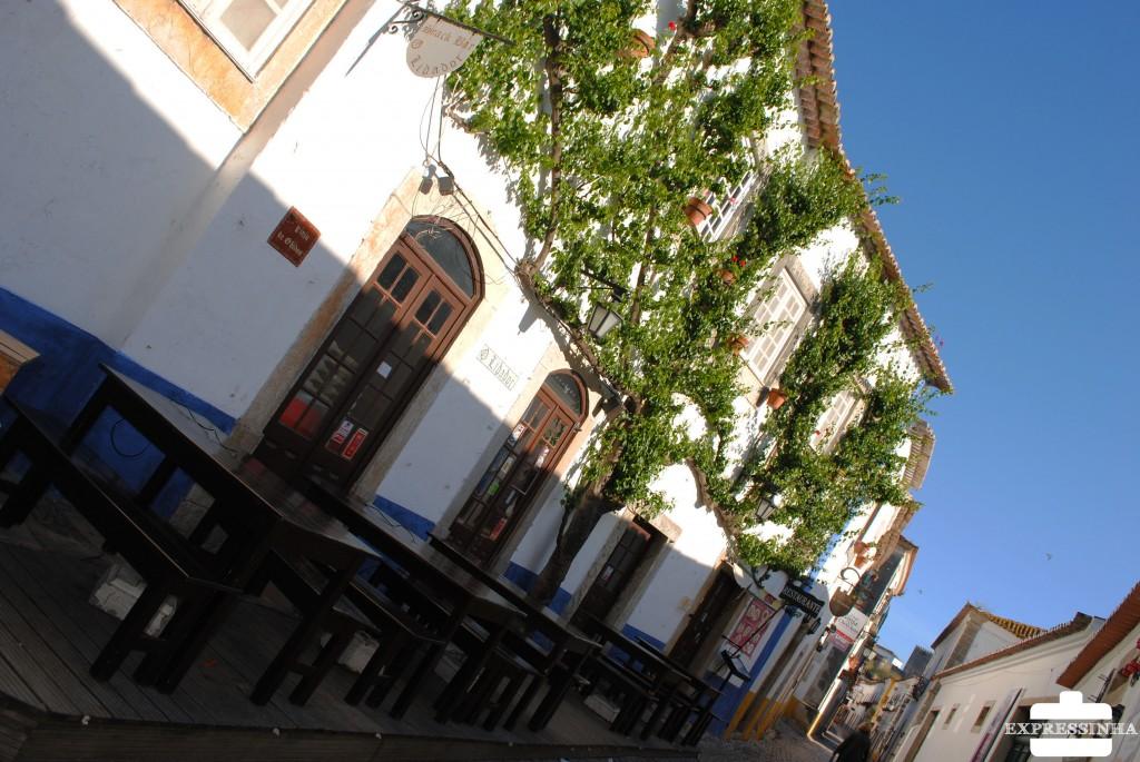 Portugal Óbidos Restaurante O Libador