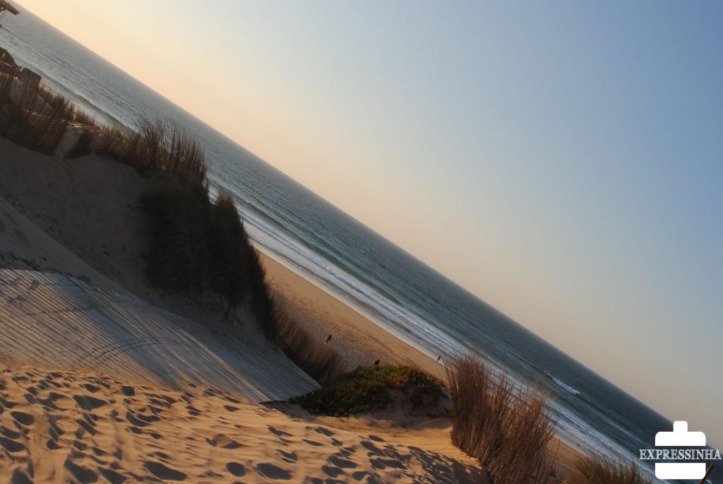 Portugal Cascais Praia do Guincho Dunas
