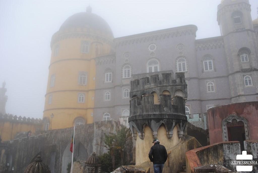 Portugal Sintra Palácio da Pena