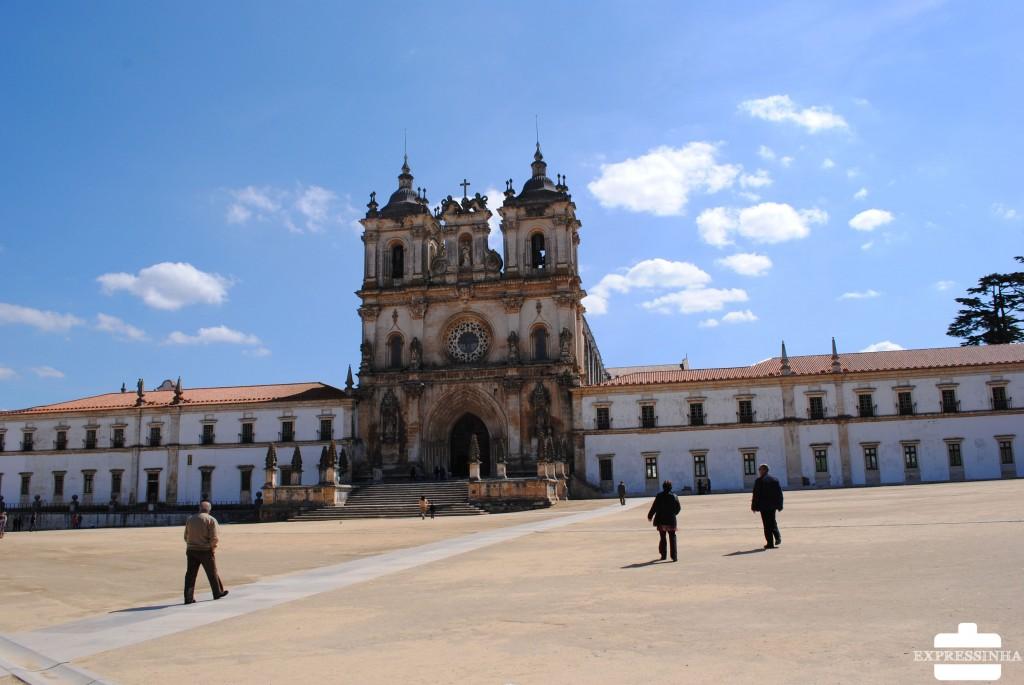 Portugal Alcobaça Mosteiro