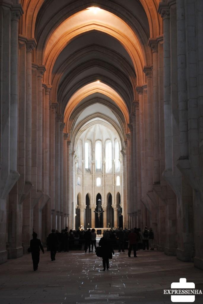 Portugal Alcobaça Capela Mosteiro
