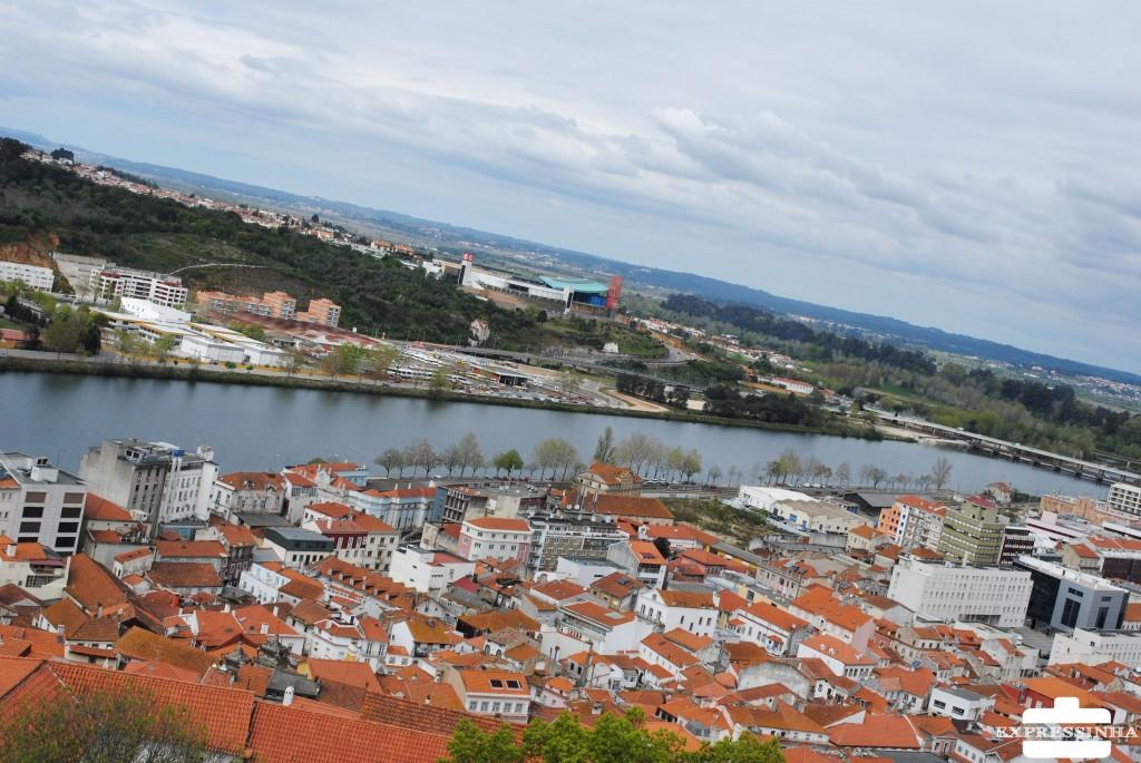 Portugal Coimbra Rio Mondengo