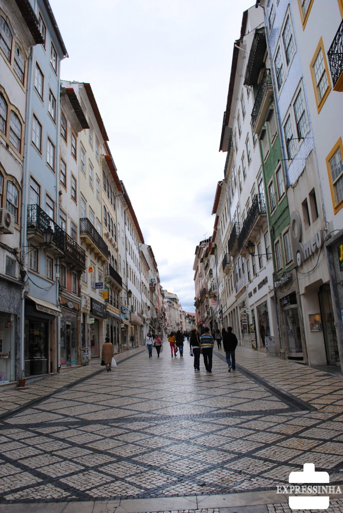 Portugal Coimbra Baixa