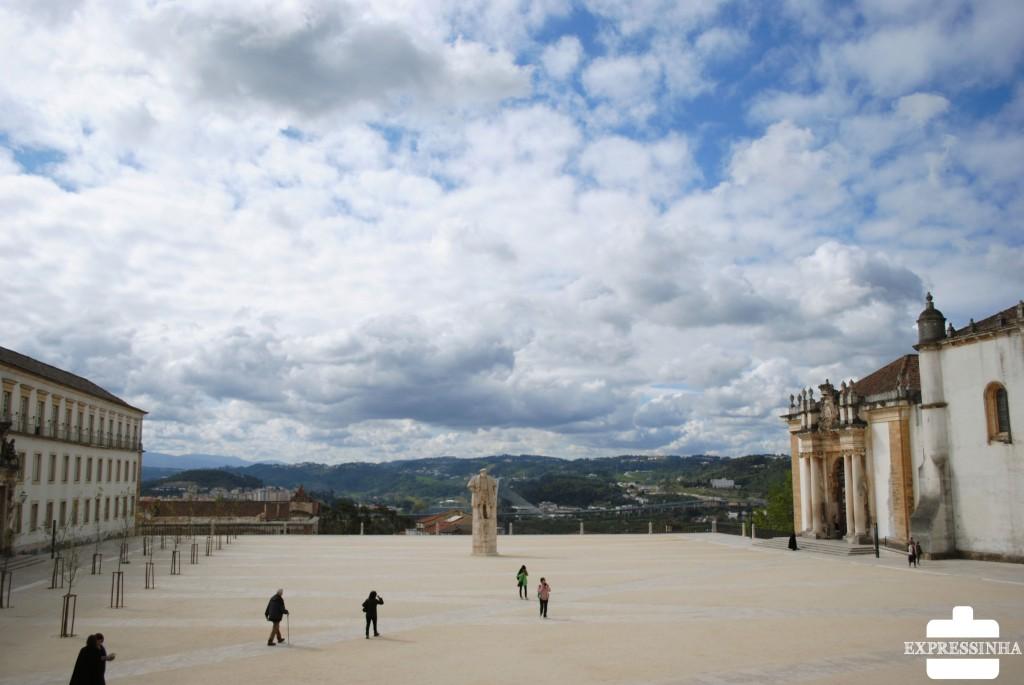 Portugal Coimbra Universidade Paço das Escolas