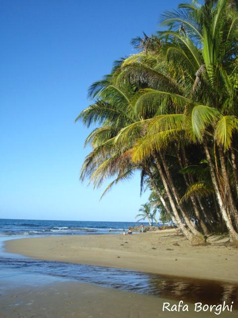 Costa Rica San Jose Praia