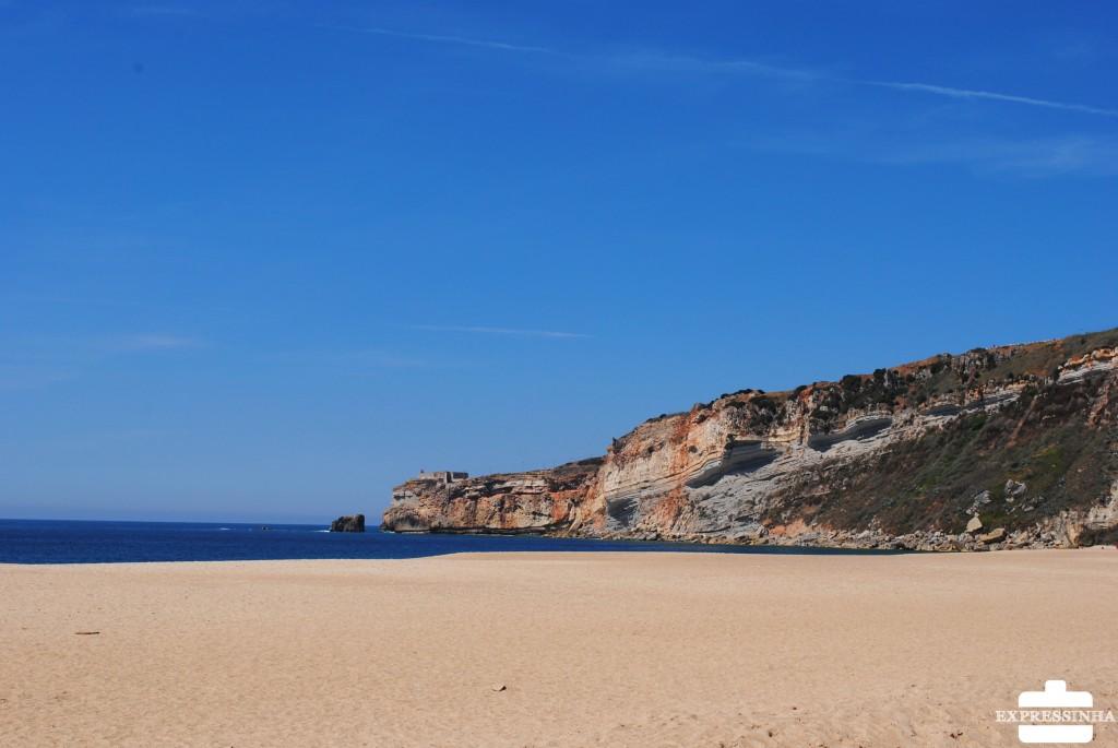 Portugal Nazaré Praia