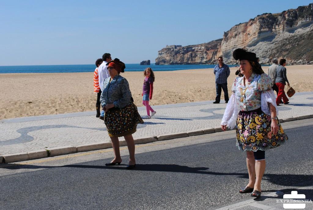 Portugal Nazaré Nazarenas
