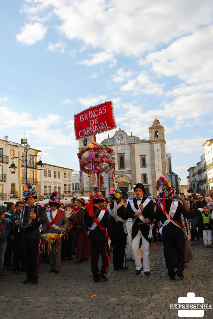 Portugal Évora Carnaval