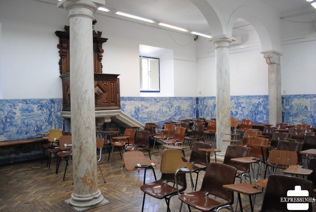 Portugal Évora Universidade Colégio Espírito Santo