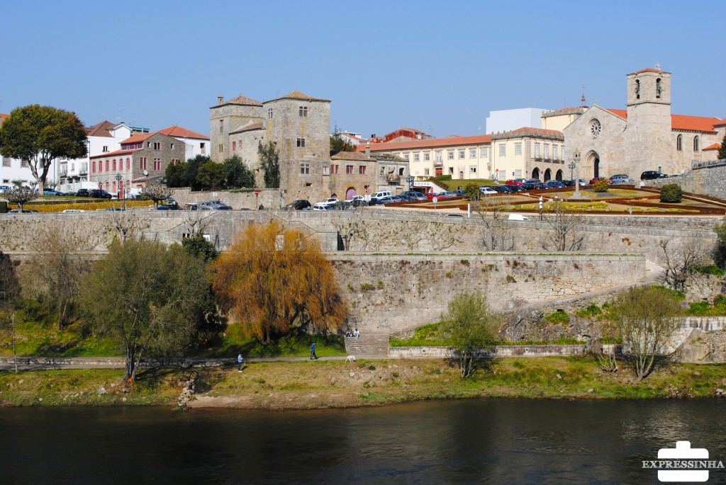 Portugal Barcelos Rio Cávado
