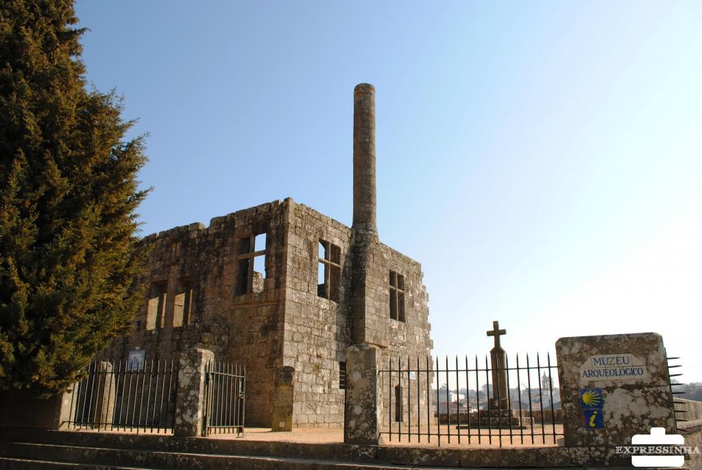 Portugal Barcelos Museu Arqueológico