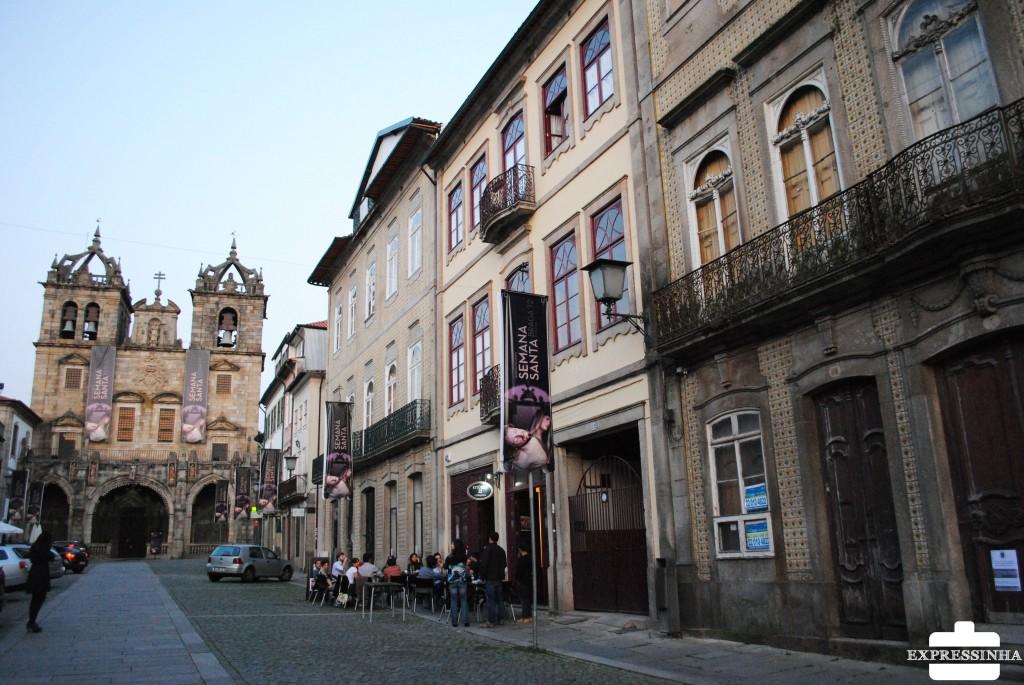 Portugal Braga Centro Sé