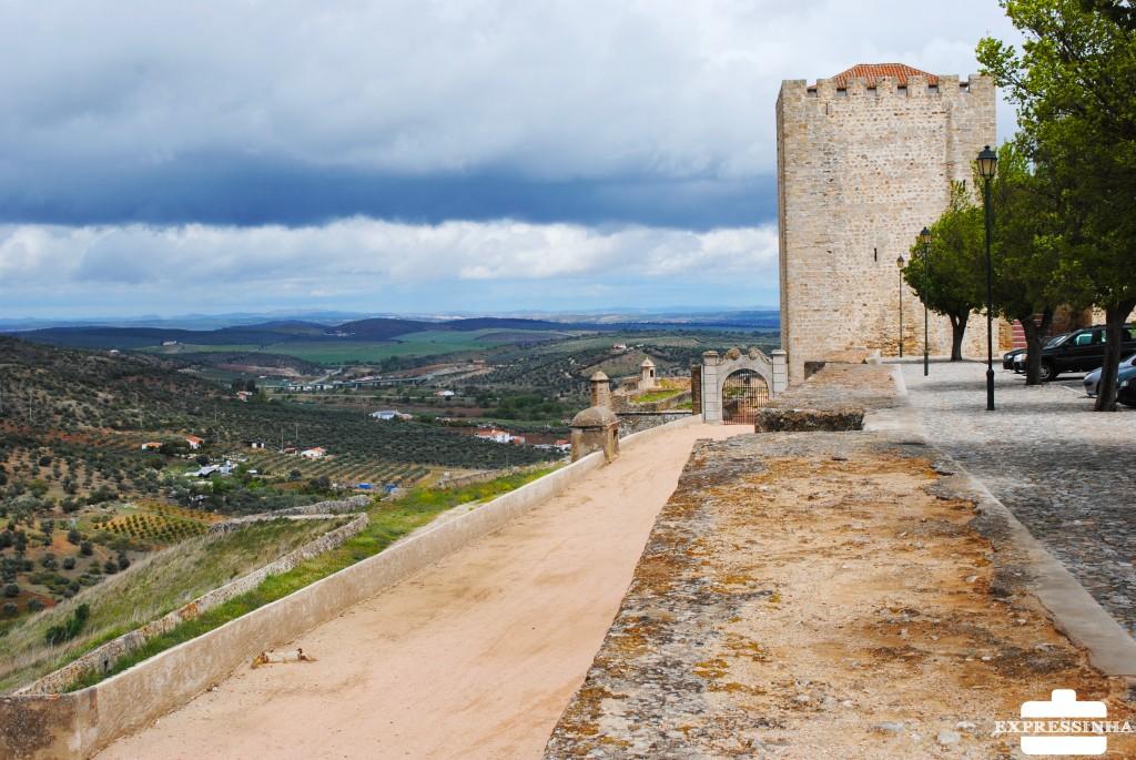 Portugal Elvas Muralhas