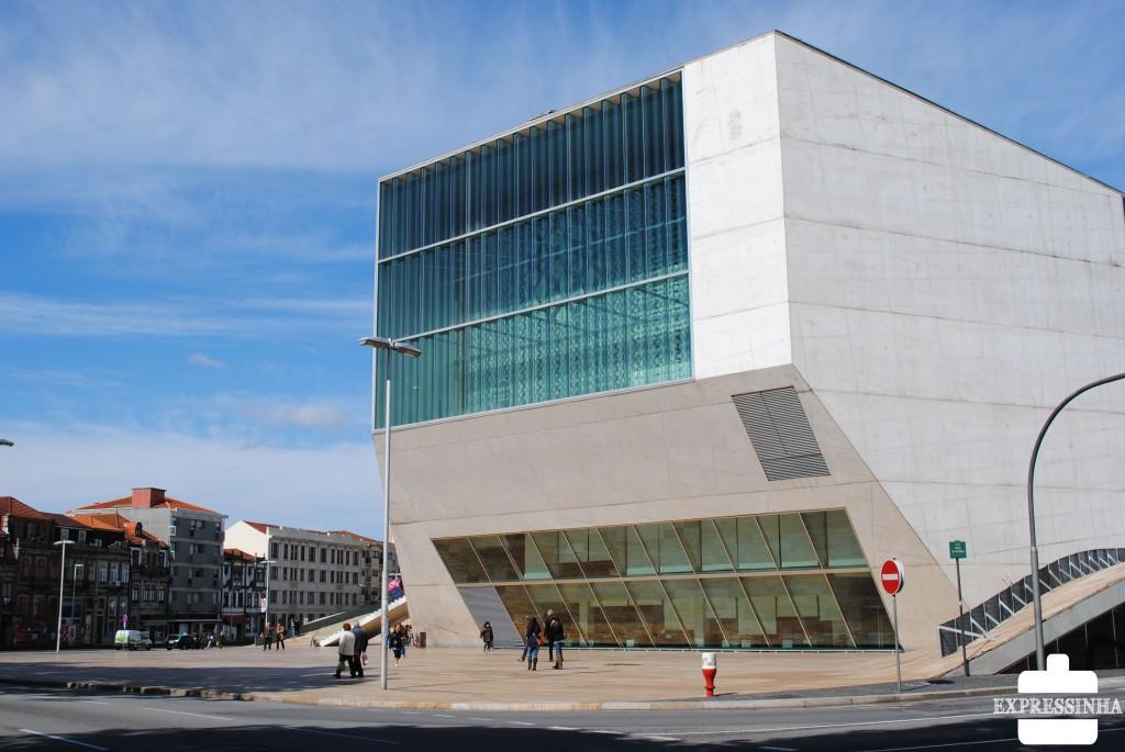 Portugal Porto Casa da Musica
