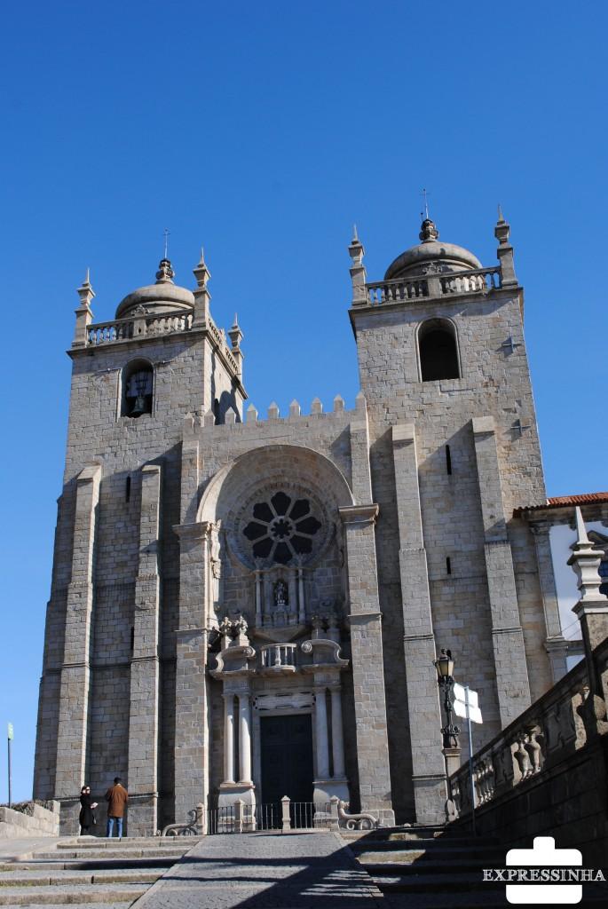 Portugal Porto Igreja da Sé