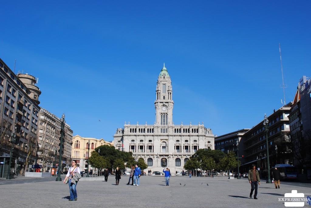 Portugal Porto Aliados Câmara Municipal