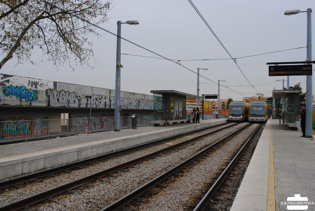 Portugal Porto Estação da Lapa