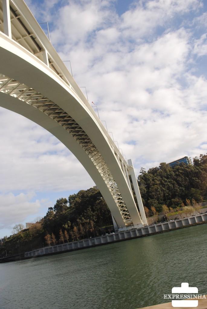 Portugal Porto Ponte da Arrábida