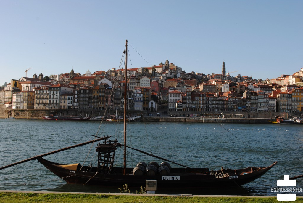 Portugal Porto Ribeira Vila Nova de Gaia Rabelo