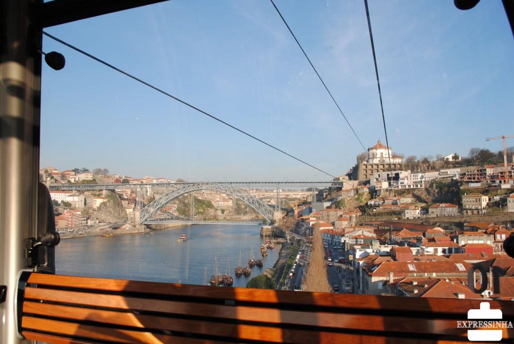Portugal Porto Vila Nova de Gaia Teleférico