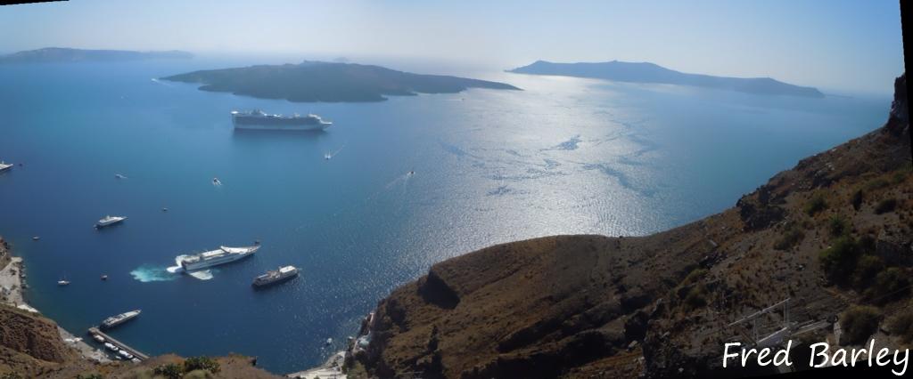 Expressinha Grécia Santorini Fred Barley 11