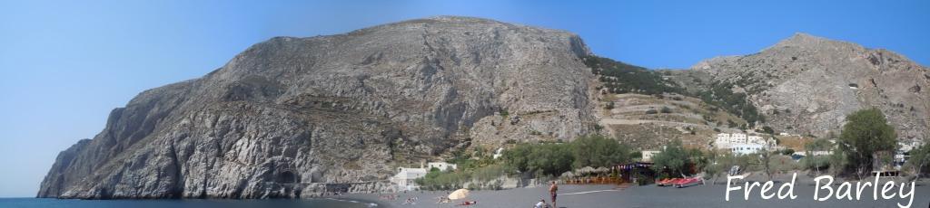 Expressinha Grécia Santorini Fred Barley 12