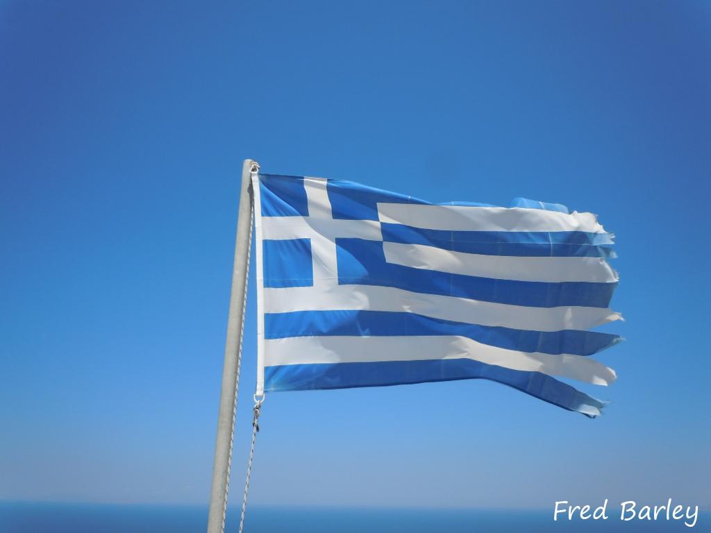 Expressinha Grécia Santorini Fred Barley 3