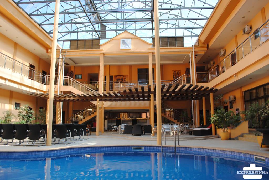 O Hotel Celeste!