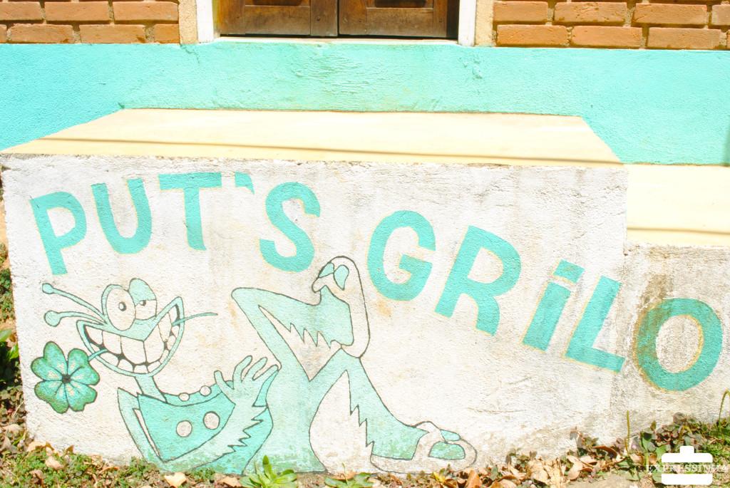 Quem me conhece desde pequena entende a piada... quem conhece a galera BG de Mauá também...