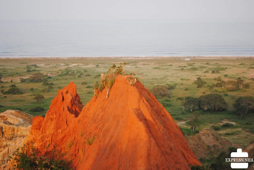 Expressinha Angola Luanda Miradouro da Lua