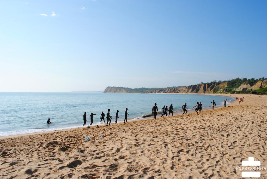 Expressinha Angola Luanda Sangano