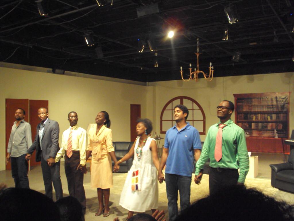 Expressinha Angola Luanda Elinga Teatro Kelinha