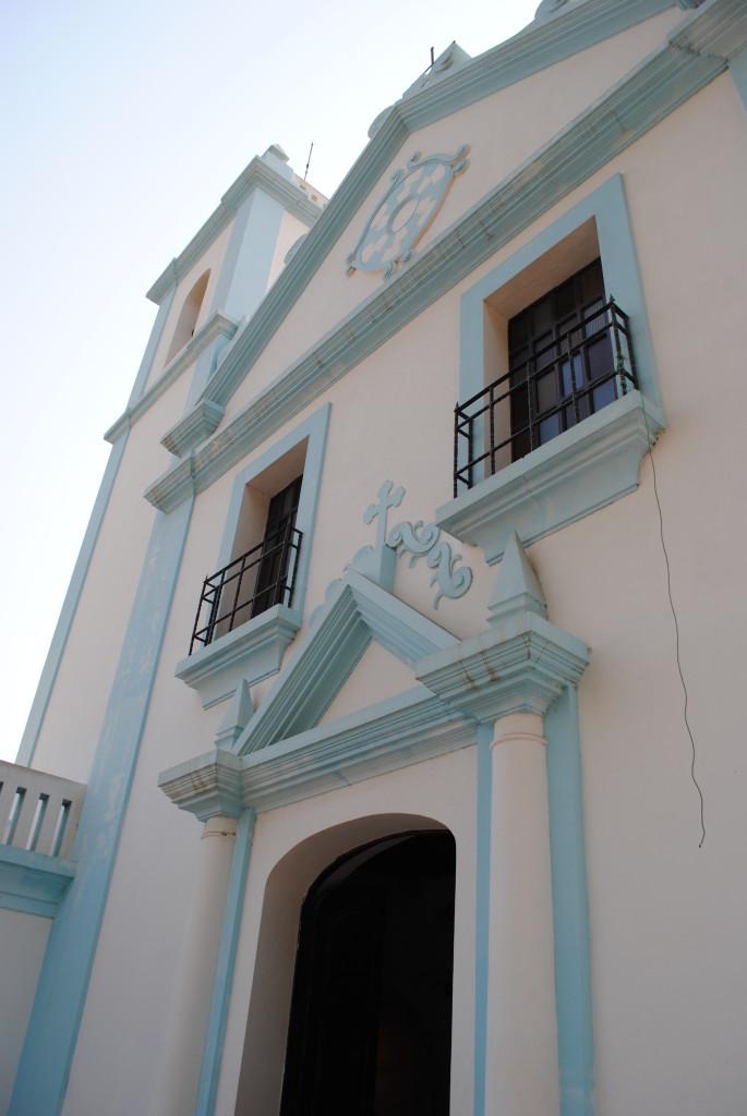 Expressinha Angola Luanda Ilha Igreja